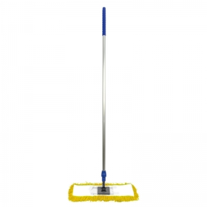40cm Dustbeater / floor sweeper complete Yellow