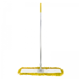 80cm Dustbeater / floor sweeper complete yellow