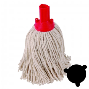 200 PY Trident socket mop head Red
