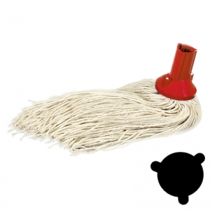 300g Twine Trident socket mop head Red