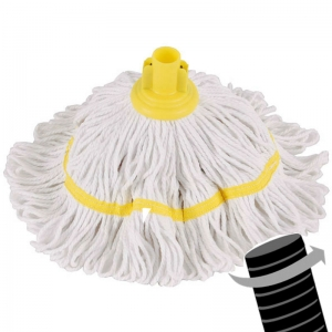 Twister Hygiene banded mop head 250g Yellow