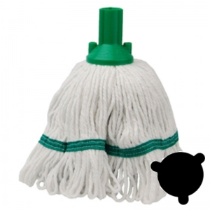Trident Hygiene banded mop head 250g Green