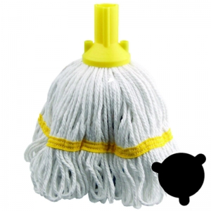 Trident Hygiene banded mop head 250g Yellow