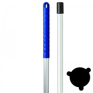 Trident (exel type) mop handle blue 54""