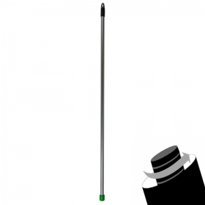 Interchange colour coded mop handle green