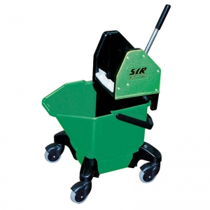 Kentucky Mop bucket & wringer Green (12-16oz)