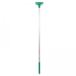 Kentucky mop handle fully ccoded plast. Ftng green