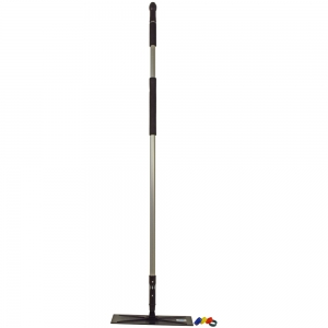 Rapid spray mop complete mopping kit - handle and frame