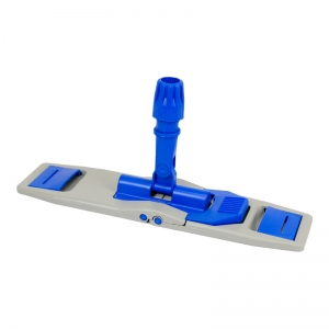 Flat mopping frame with clips use D3051 handle