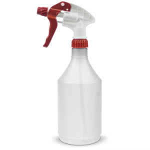 750ml Trigger sprayer complete Red