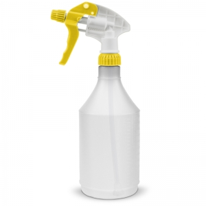 750ml Trigger sprayer complete Yellow