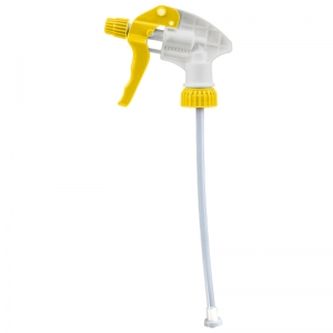 Replacement head for 600 / 750ml Trigger sprayer Yellow