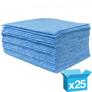 Lavette hygiene HD cloths Blue
