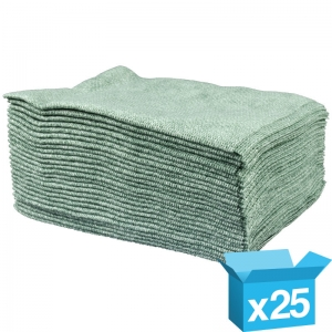 Lavette hygiene HD cloths Green