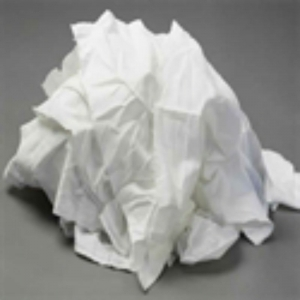 White Terry towel Rag