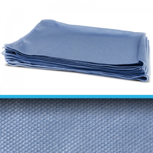Professional quality microfibre cloth 80x60cm - Diamond