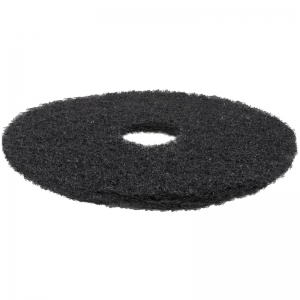 "FloorPro 17"" stripping pad - black"