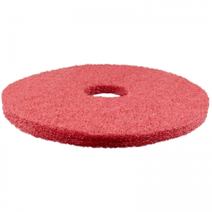"FloorPro 17"" spray buffing pad - red"