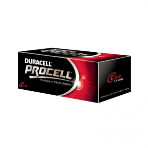 Duracell C batteries pack 10