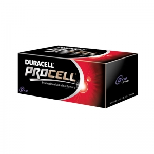 Procell D batteries pack 10