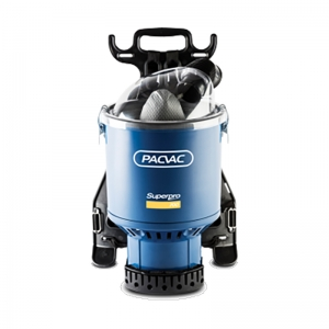 Pacvac Superpro 700 backpack vacuum