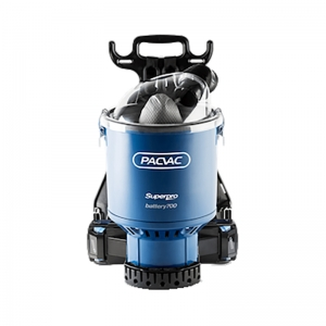 Battery Pacvac Superpro 700 backpack vacuum