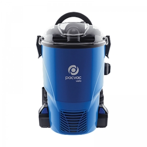 Velo battery Pacvac backpack vacuum