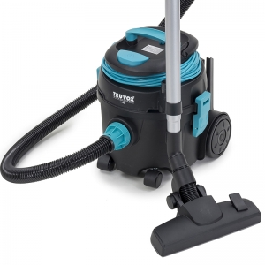 Compact high performance tub vacuum 800W 11.5 ltr