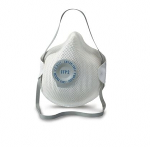 FFP2 face mask with valve for extra comfort Moldex 2405