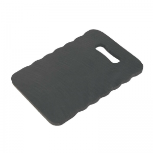 Memory foam kneeling mat with carry handle