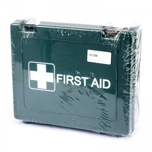 20 person first aid kit - with handle