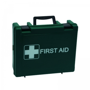 Empty first aid boxes Large