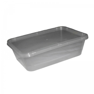 650ml microwaveable food container