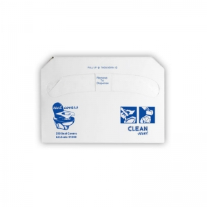 CleanSeat Maxi toilet seat covers, pack 250