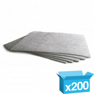 50x40 Meltblown absorbent sheets